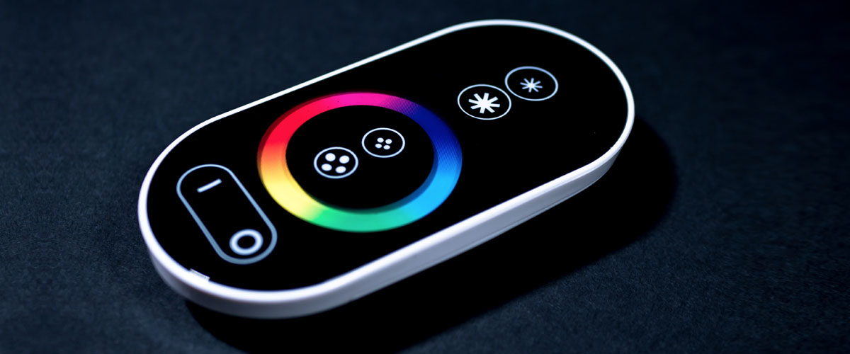Color Changing LED Channel Letter Remote