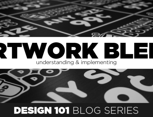 Design 101 – Understanding and Implementing Artwork Bleed