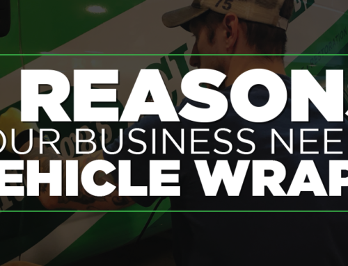 Vehicle Graphics – 5 Reasons Your Business Needs