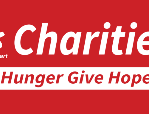PS Food Stores Raises over $80,000 to Fight Hunger in the US
