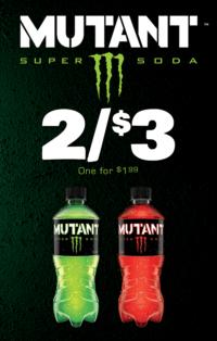 Monster Mutant Poster