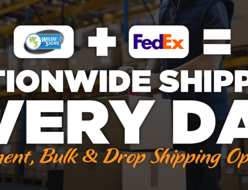 Nationwide Fulfilment, Bulk & Drop Shipping Options Through FedEx!