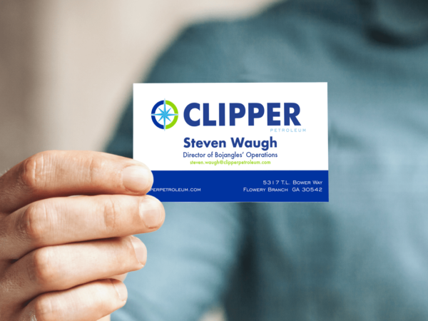 Clipper Petroleum Business Card