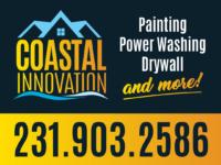 Coastal Innovation Yard Sign