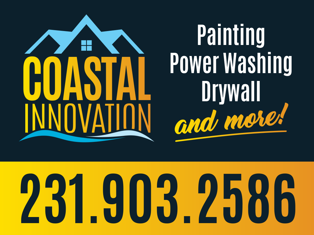 Coastal Innovation Yard Sign