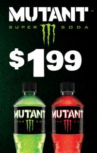 Monster Mutant Soda