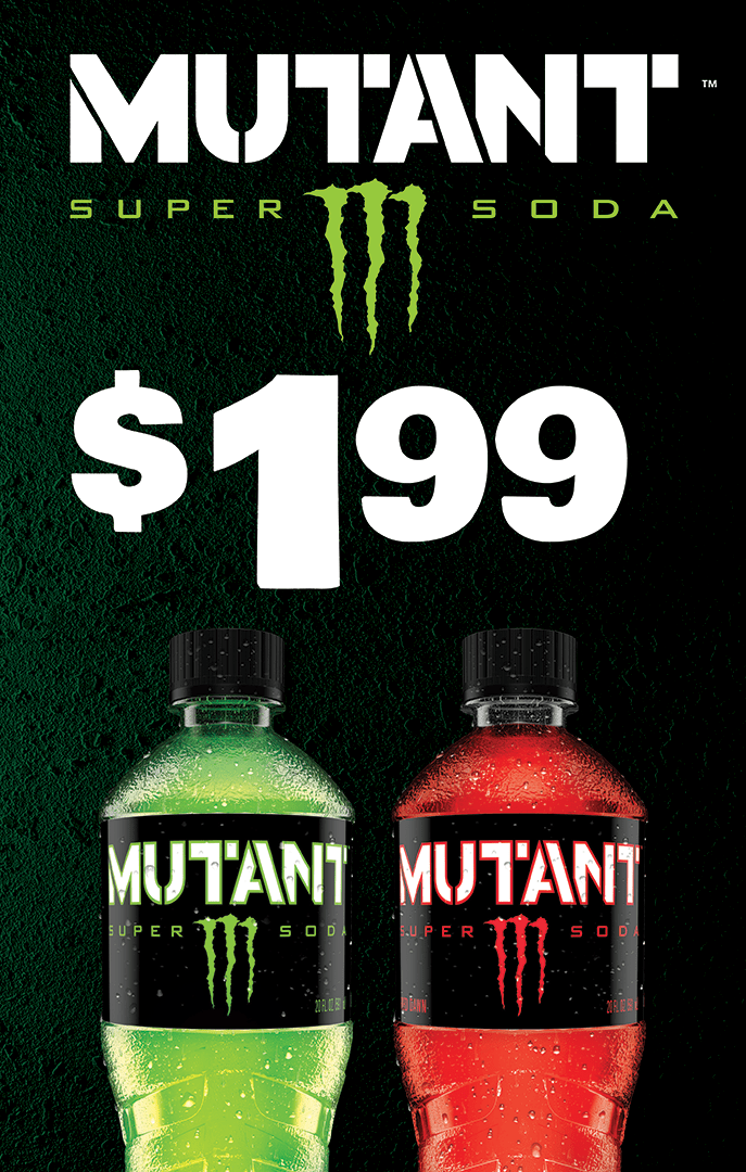 Monster Mutant Soda