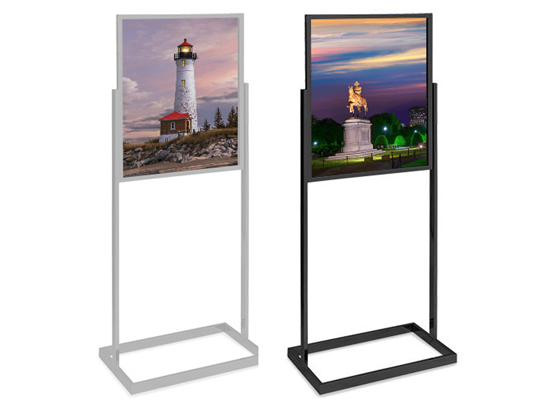 Poster Stands