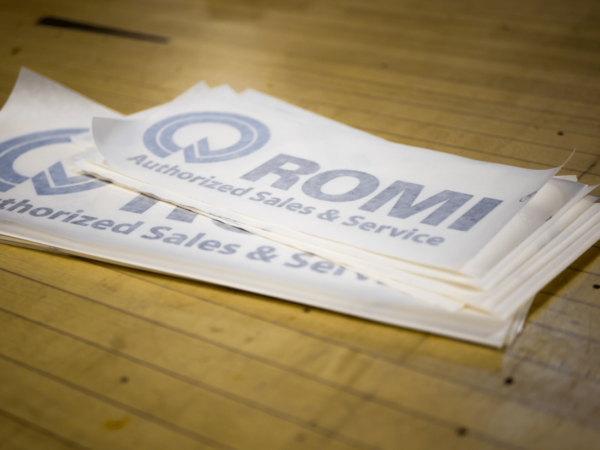Romi Decals with Transfer Paper