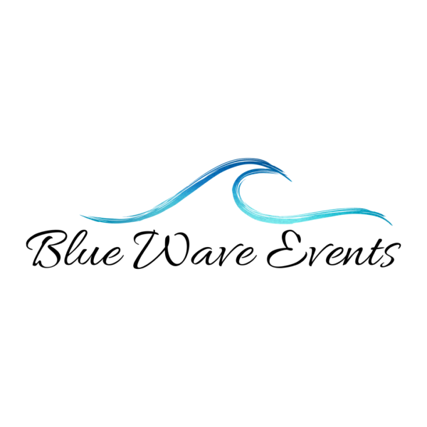 Blue Wave Events Logo