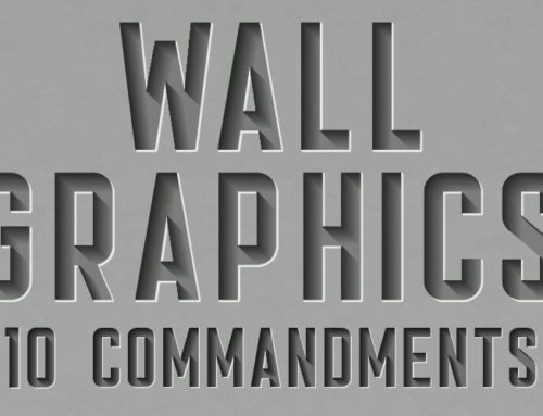 Wall Graphic 10 Commandments