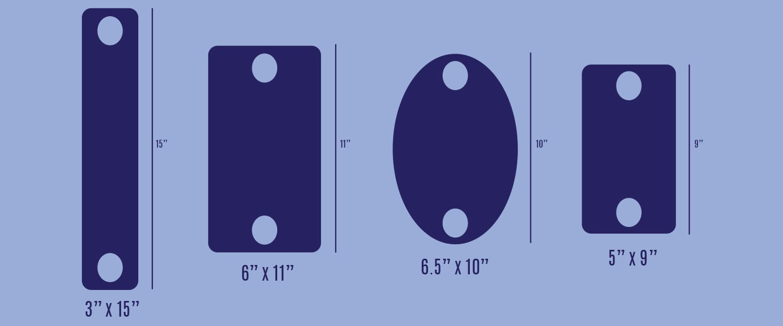 Hose Slider Sizes